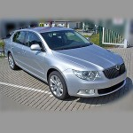 Skoda Superb II (B6) 2008-