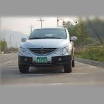 Автомобильные коврики для SsangYong Actyon 2006-2011