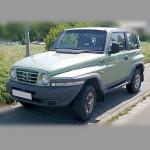 Автомобильные коврики для SsangYong Korando 1993-2006