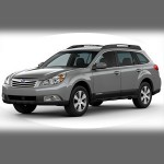Автомобильные коврики для Subaru Outback 2009-