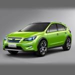 Автомобильные коврики для Subaru XV 2012-2016 / 2017-