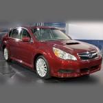 Subaru Legacy V 2009-