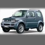 Автомобильные коврики для Suzuki Jimny 1998-2018