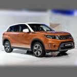 Автомобильные коврики для Suzuki Vitara II 2015-