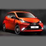 Автомобильные коврики для Toyota Aygo 2005- / 2014-