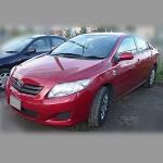 Toyota Corolla X 2006-