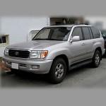 Автомобильные коврики для Toyota Land Cruiser 100 1997-2007