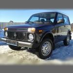 Автомобильные коврики для Lada 21213 Niva (Тайга)