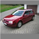 Автомобильные коврики для Volkswagen Golf IV 1997-2003