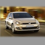 Автомобильные коврики для Volkswagen Golf VII 2013-