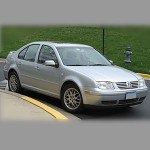 Автомобильные коврики для Volkswagen Jetta 2005-2010