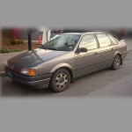 Автомобильные коврики для Volkswagen Passat B3 1988-1993