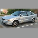 Автомобильные коврики для Volkswagen Passat B4 1993-1997