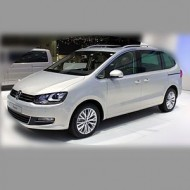 Volkswagen Sharan II 2010-
