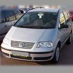 Автомобильные коврики для Volkswagen Sharan I 1995-2010