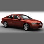 Автомобильные коврики для Volvo S60 2000-2009
