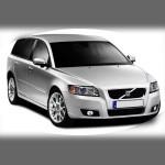 Автомобильные коврики для Volvo V50 2004-2012
