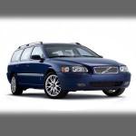 Автомобильные коврики для Volvo V70 2000-2006