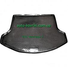 Коврик в багажник Kia Sportage 3 XL 3/2010 (ПВД Автоформа)
