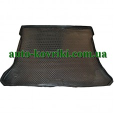 Коврик в багажник Ford Connect LWB 2002-2013 (ПВД Автоформа)