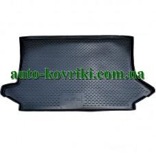 Коврик в багажник Ford Fiesta 2002-2008 (ПВД Автоформа)