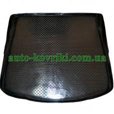 Коврик в багажник Ford Mondeo IV 2007- (sedan) (ПВД Автоформа)