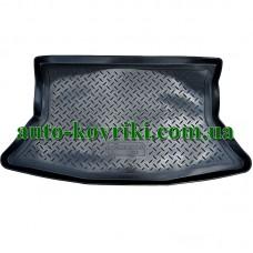 Коврик в багажник Lada Kalina VAZ 1119 hatchback (ПВД Автоформа)
