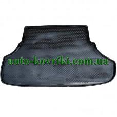 Коврик в багажник Mitsubishi Lancer 10 2007- (ПВД Автоформа)