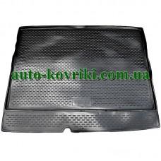 Коврик в багажник Peugeot Partner TEPEE (пассажир) 2008- (ПВД Автоформа)