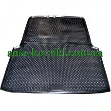 Коврик в багажник Renault Kangoo cargo 2door 1997-2007 (ПВД Автоформа)