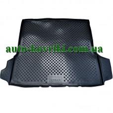Коврик в багажник Renault Logan 2004-2012 (ПВД Автоформа)
