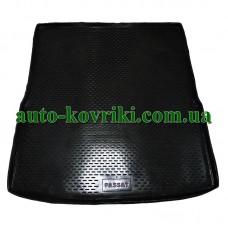 Коврик в багажник Volkswagen Passat B6 (Universal) (ПВД Автоформа)