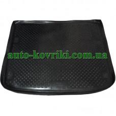Коврик в багажник Volkswagen Touareg 2003-2006,2007-2010 (ПВД Автоформа)