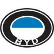 Автомобильные коврики BYD (БИД)