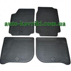 Резиновые коврики в салон Audi 100 / Audi А6 1991-1997 (Doma)