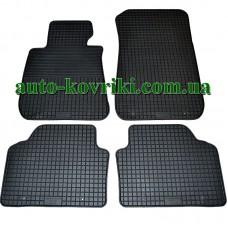 Резиновые коврики в салон BMW 3 (E-90) 2005-2011 (Doma)
