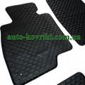 Резиновые коврики в салон Mazda 3 (III) 2013-2019 (BM/BN) (Doma)