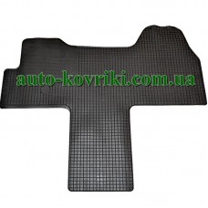 Резиновые коврики в салон Peugeot Boxer 2006- (Doma)