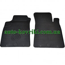 Резиновые коврики в салон Renault-Kangoo 1997-2008 (Doma) 2шт.