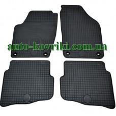 Резиновые коврики в салон Seat Ibiza Mk3 2002-2008 (Doma)