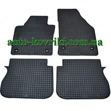 Резиновые коврики в салон Volkswagen Caddy (Typ 2K) 2003- (Doma)