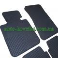 Резиновые коврики в салон BMW X1 (E-84-кузов) 2009- (Doma)