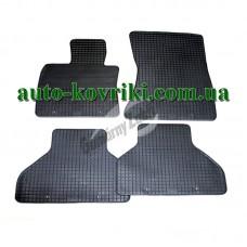 Резиновые коврики в салон BMW X5 (E-70) 2006-2013 (Doma)