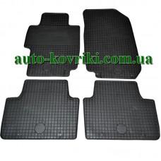 Резиновые коврики в салон Honda Accord VII 2002-2007 (Doma)