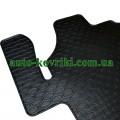 Резиновые коврики в салон Mercedes-Benz Vito/Viano (W639) 2003-2014 (Doma)