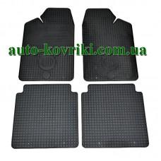 Резиновые коврики в салон Mercedes W163 2001-2005 (Doma)