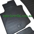 Резиновые коврики в салон Citroen C1 2005- (Doma)