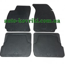 Резиновые коврики в салон Skoda Superb I (B5) 2001-2008 (Doma)