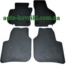 Резиновые коврики в салон Skoda Superb II (B6) 2008- (Doma)