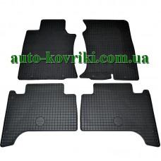 Резиновые коврики в салон Toyota Land Cruiser Prado 120 2002-2009 (Doma)